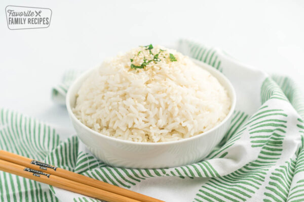 A bowl full of rice